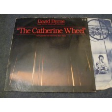 DAVID BYRNE - THE CATHERINE WHEEL LP - Nr MINT  INDIE TALKING HEADS